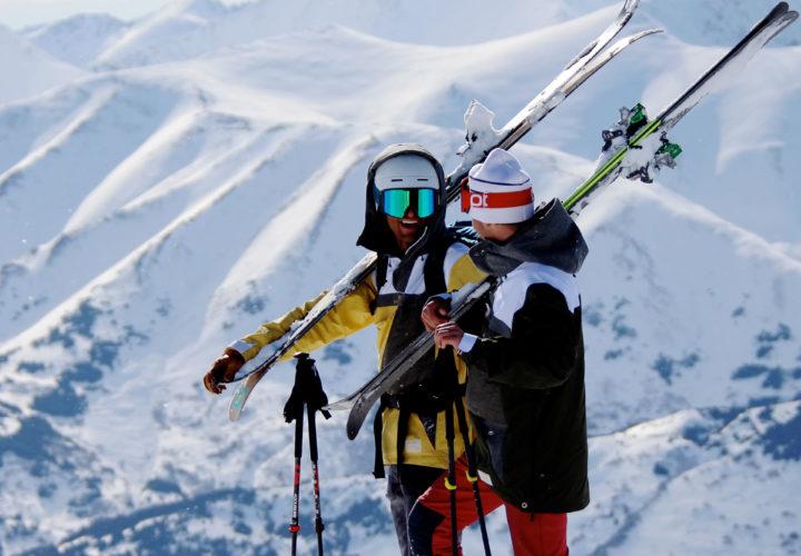 Scandinavian Ski wear