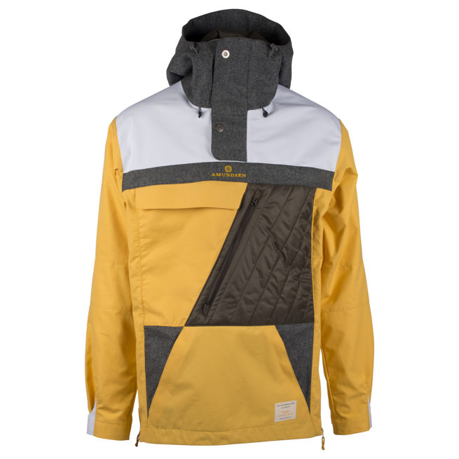 EXPLORER ANORAK (M) - Yellow Haze, XXL 1
