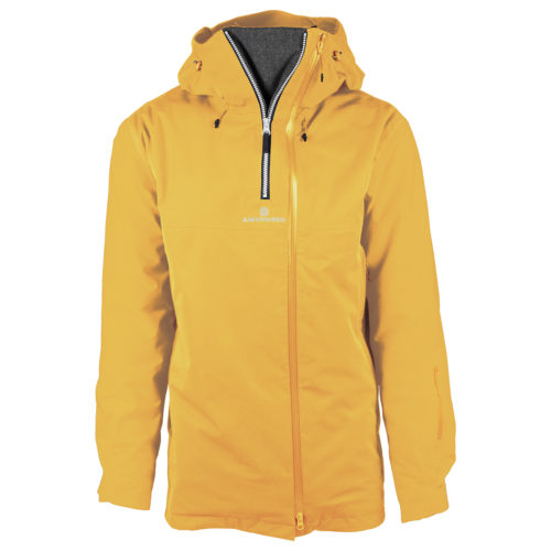 KLEIVA JACKET (M) - Yellow Haze, XXL