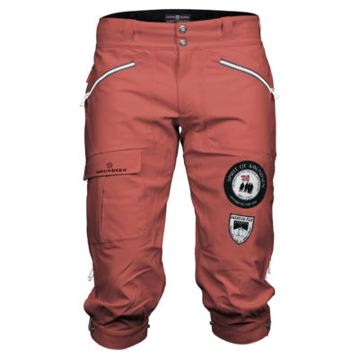 AMUNDSEN PEAK KNICKERBOCKERS (M) - Weathered Red, XXL