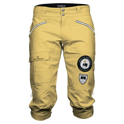 AMUNDSEN PEAK KNICKERBOCKERS (M) - Yellow Haze, XXL
