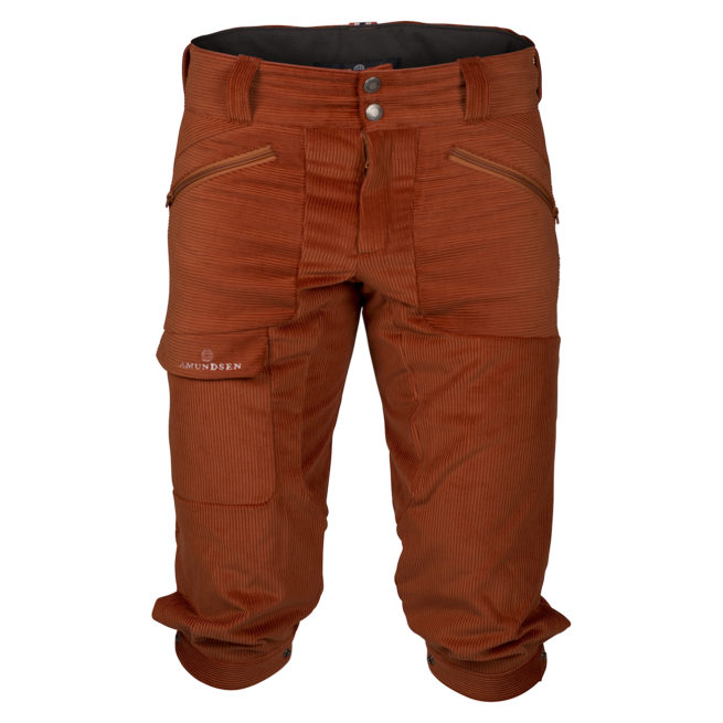 CONCORD REGULAR KNICKERBOCKERS (M) - Weathered Red, XXL