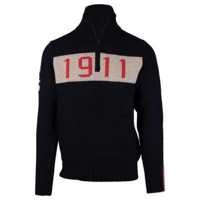 1911 HALF ZIP (M) - Faded Navy, S