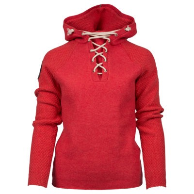 BOILED HOODIE LACED (W)
