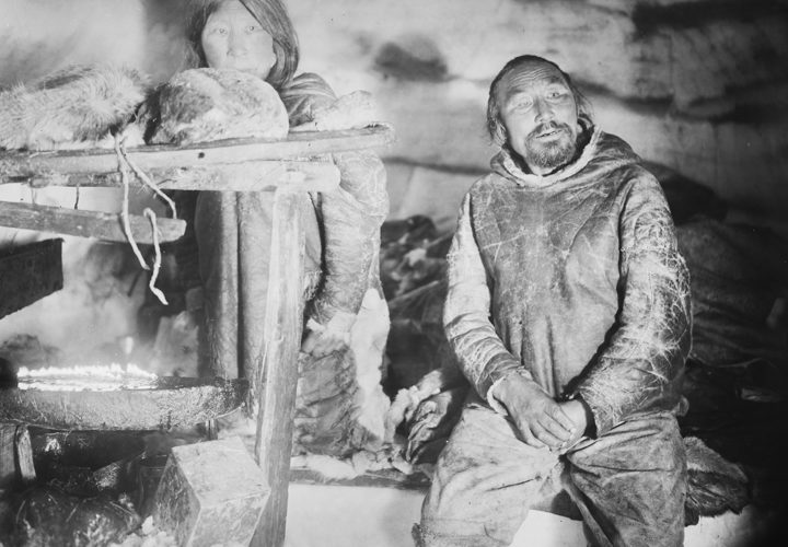 AMUNDSEN & THE INUITS