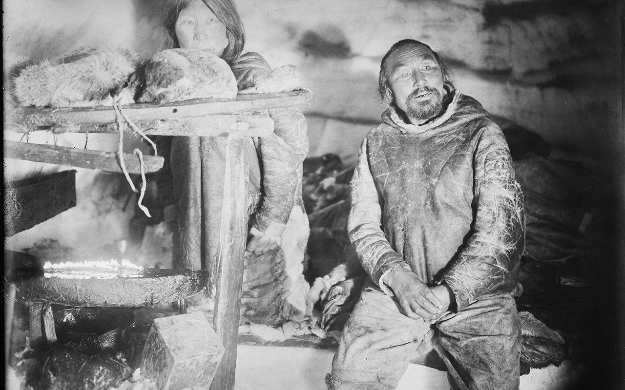 AMUNDSEN & THE INUITS   Amundsen Sports