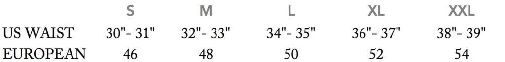 CONCORD REGULAR KNICKERBOCKERS (M) 21