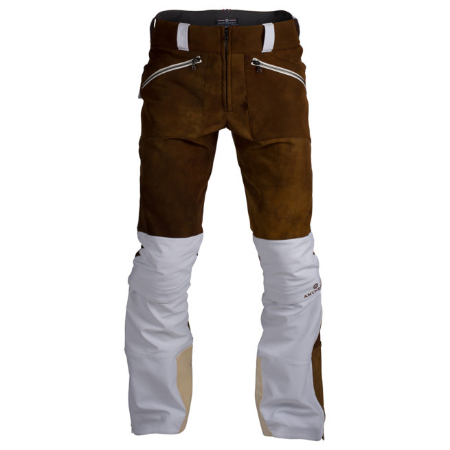 FUSION SPLIT PANTS (M) 7