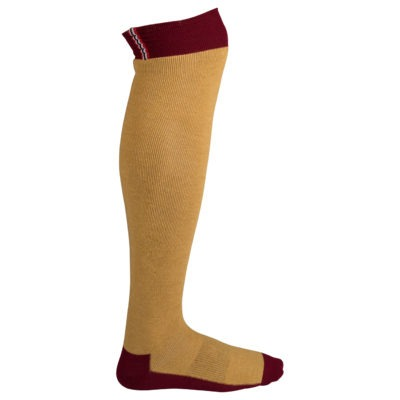 PERFORMANCE SOCK - Yellow Haze, S