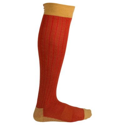PERFORMANCE SOCK - Red, S