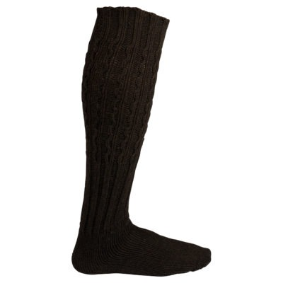 TRADITIONAL SOCK - Earth, L