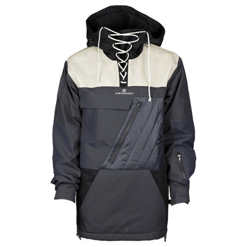 Fusion Anorak Unisex - Faded Navy, L