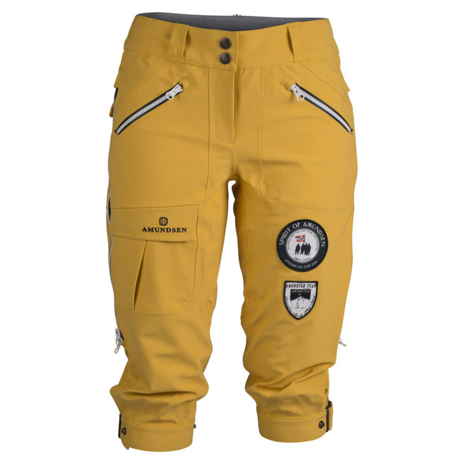 AMUNDSEN PEAK KNICKERBOCKERS (W) - Yellow Haze, XS 1