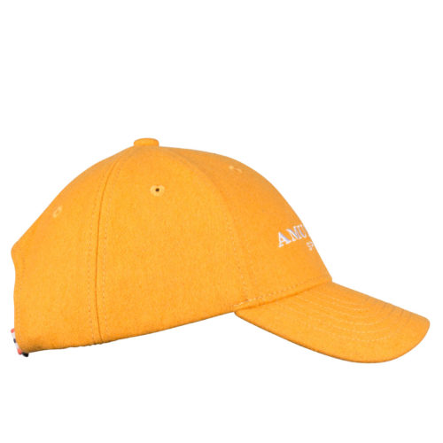 WOOL CAP Yellow Haze 1