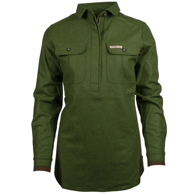 Herdsman Field Tunic // Amazon (W)