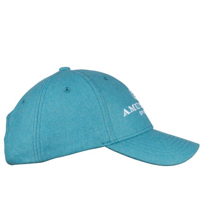 WOOL CAP Faded Blue 1