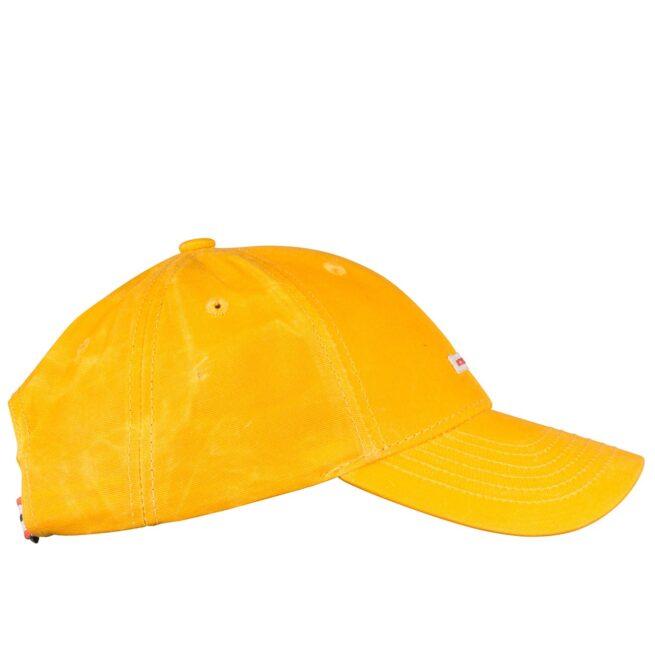 Waxed Cotton // Yellow Haze 1