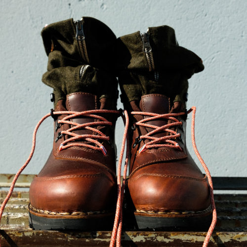 Hiking Boots - ILUJJINIQ WOOL LODEN 3