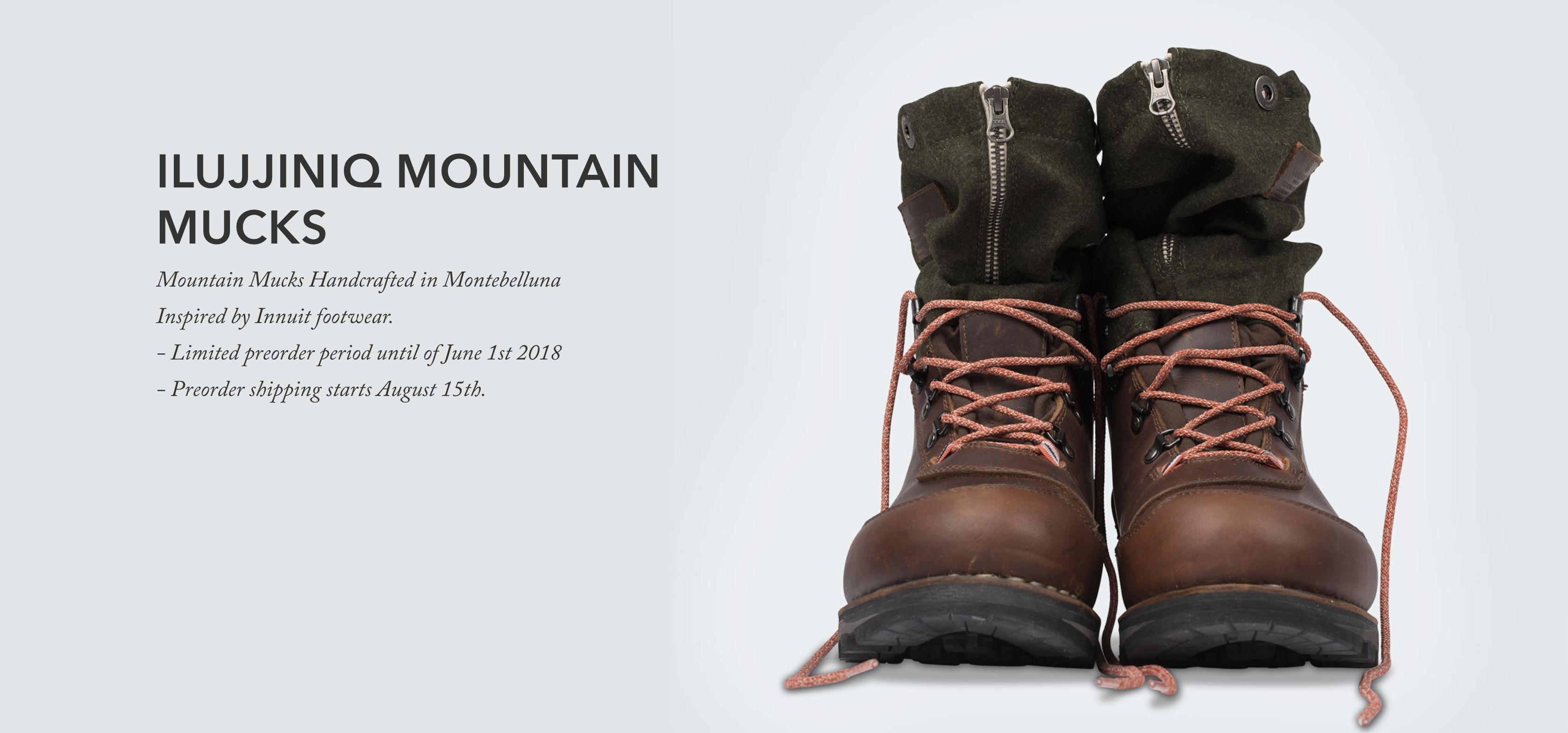 Hiking Boots Handmande