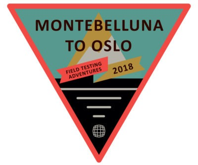 Montebelluna to Oslo // Day.1 1