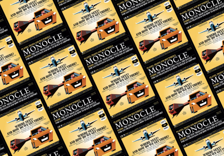 Amundsen Sports in Monocle Magazine June