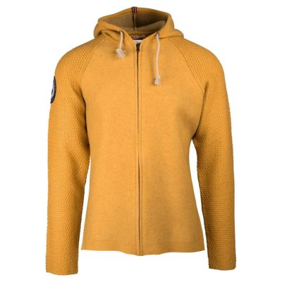 BOILED HOODIE JACKET Mens - Yellow Haze, XXL