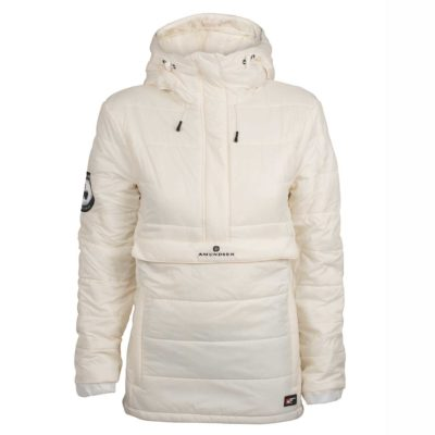 Two Hummock Jacket Womans - White, XL