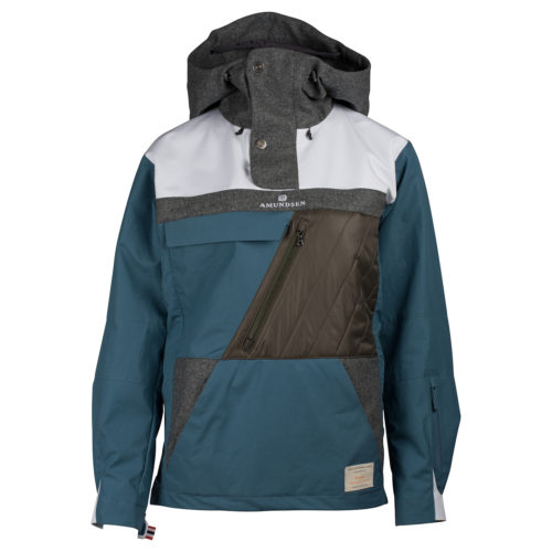 EXPLORER ANORAK Womens - FADED BLUE, XS