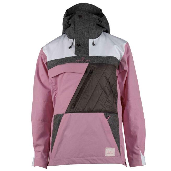 EXPLORER ANORAK Womens - Pink, XL